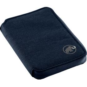Mammut Zip Wallet Mélange - Porte-monnaie - bleu